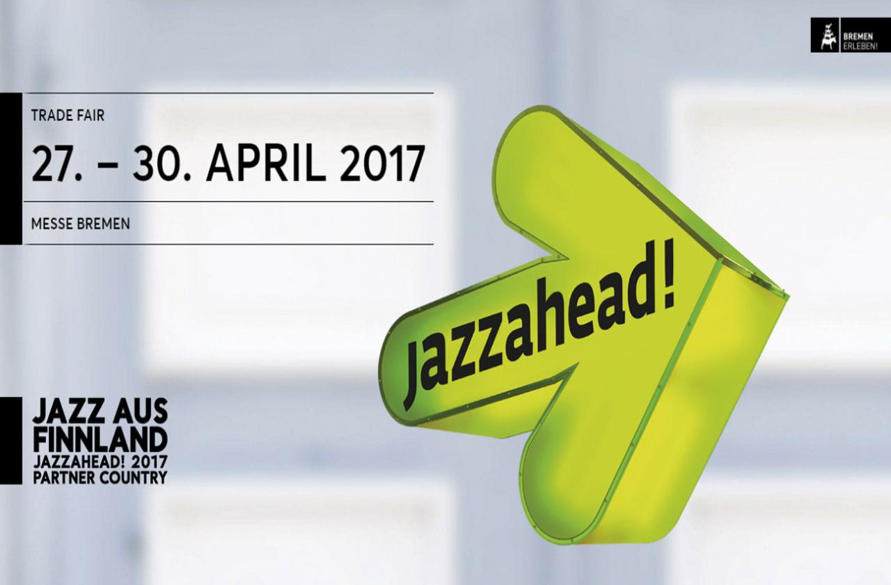 jazzahead! 2017 banner.