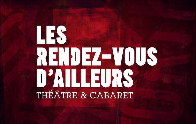 The logo of Les Rendez-vous d'Ailleurs.