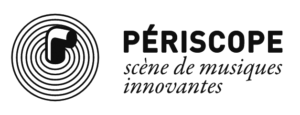 The logo of Le Périscope.