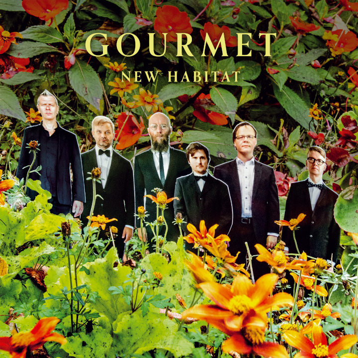 The cover of Gourmet's New Habitat album.